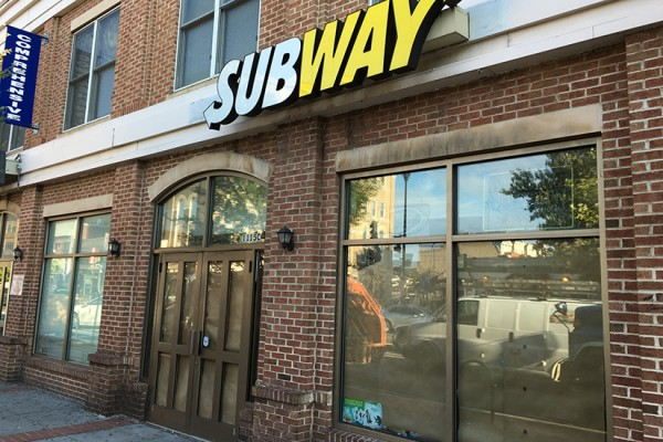 Subway on U Street