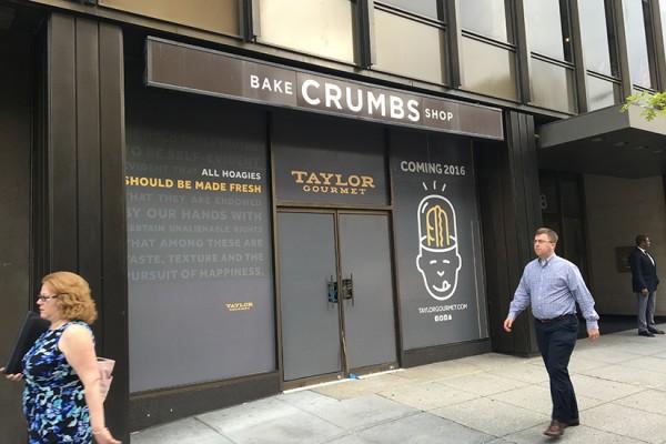 Taylor Gourmet near Farragut Square