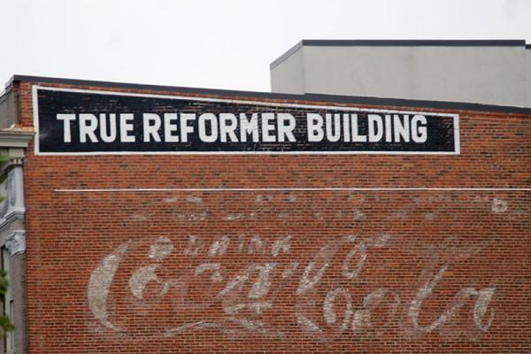 True Reformer Building U Street BRIEF