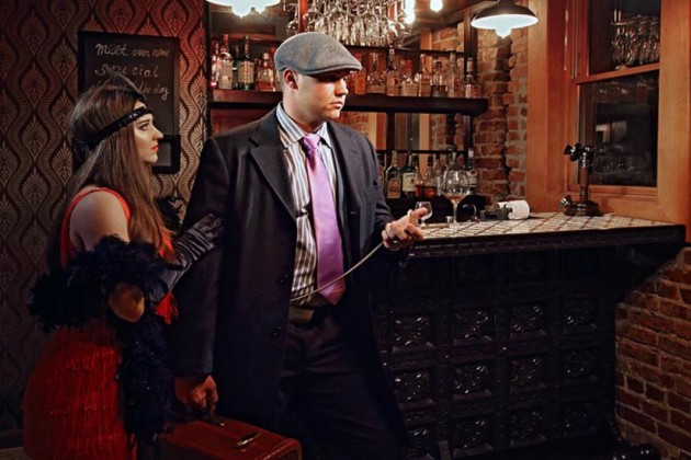 Insomnia Escape Room's Cosa Nostra