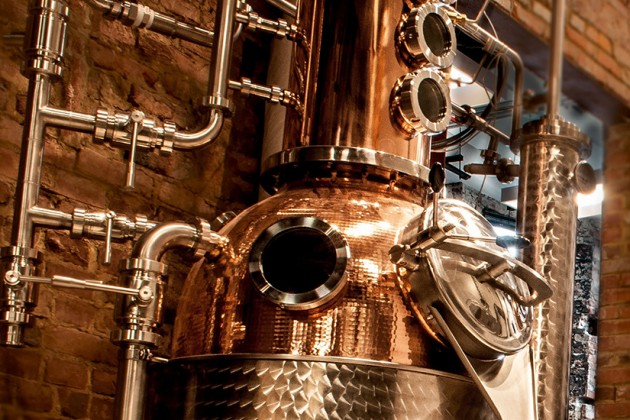 Photo via District Distilling Company