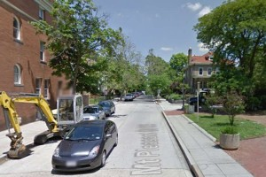 3300 block of Mt Pleasant St NW, photo via Google Street View