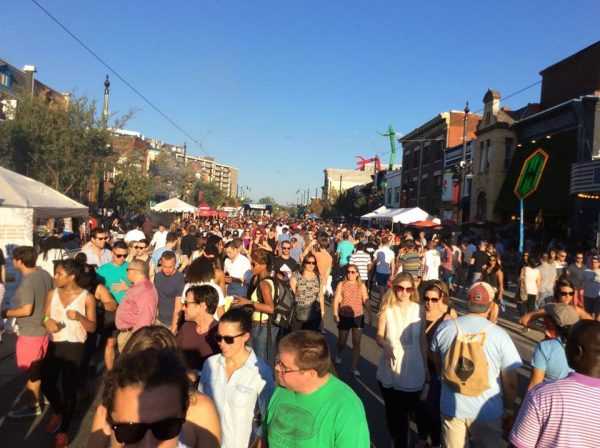 H Street Festival (Photo via Facebook/H Street Festival)