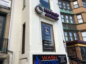 Insomnia Cookies at at 2318 18th St. NW