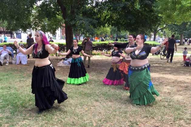 Photo courtesy Pagan Pride Day