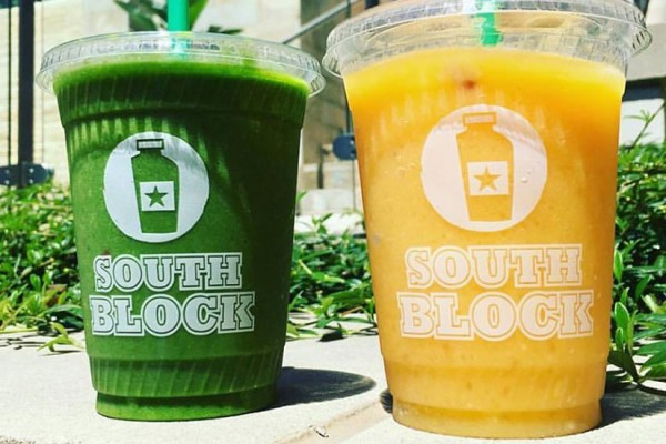 South Block juice (Photo via Facebook/South Block)