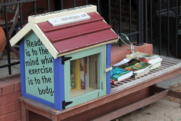 13th Street Little Free Library