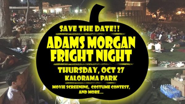 Adams Morgan Fright Night (Photo via Facebook/Adams Morgan BID)
