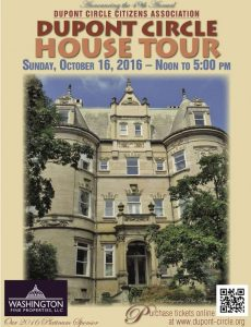 49th Annual Dupont Circle House Tour