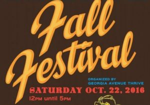 Fall Fest (Image via CrowdRise/George Avenue Thrive)