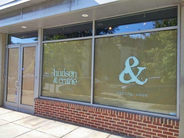 Hudson & Crane expansion construction (Photo via Facebook/Hudson & Crane)
