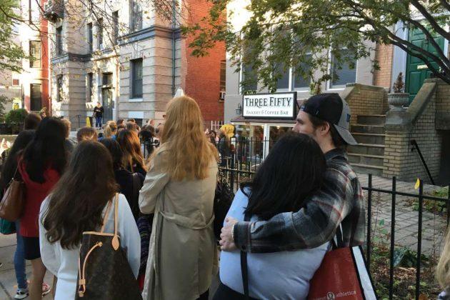 'Gilmore Girls' Fans Descend On Pop-Up Luke's Diner Near U