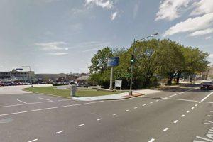 New York Ave and 4th St. NE, photo via Google Street View