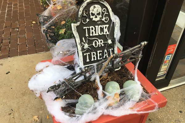 Halloween Trick or Treat in Dupont