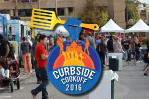 Curbside Cookoff (Photo via DMV Food Truck Association)
