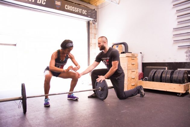 Photo courtesy of Crossfit D.C.