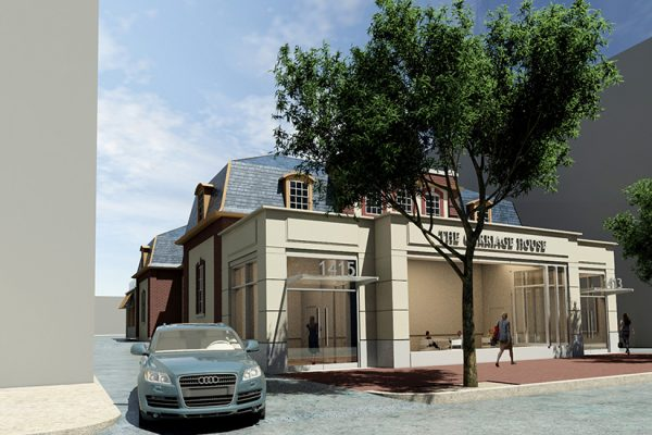 RCPG Rendering of 1415 22nd St. NW