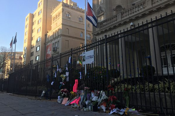 Cuban Embassy Dec. 1